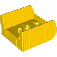 Yellow Duplo Tipper Bucket 4 X 4 6036780 Part Lego Toyprocom