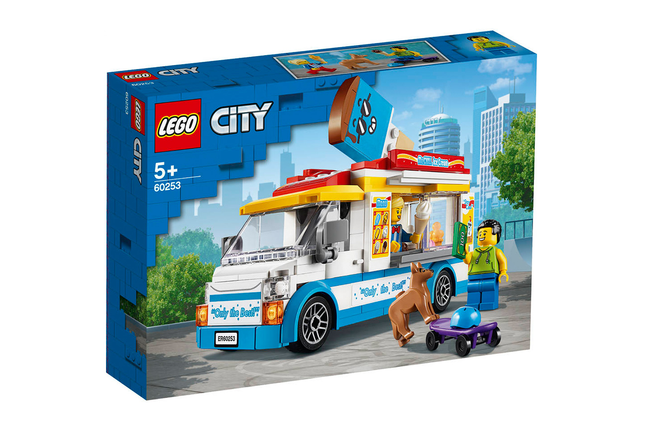 Two Cool Alternate Builds For Lego 60253 Toypro Com