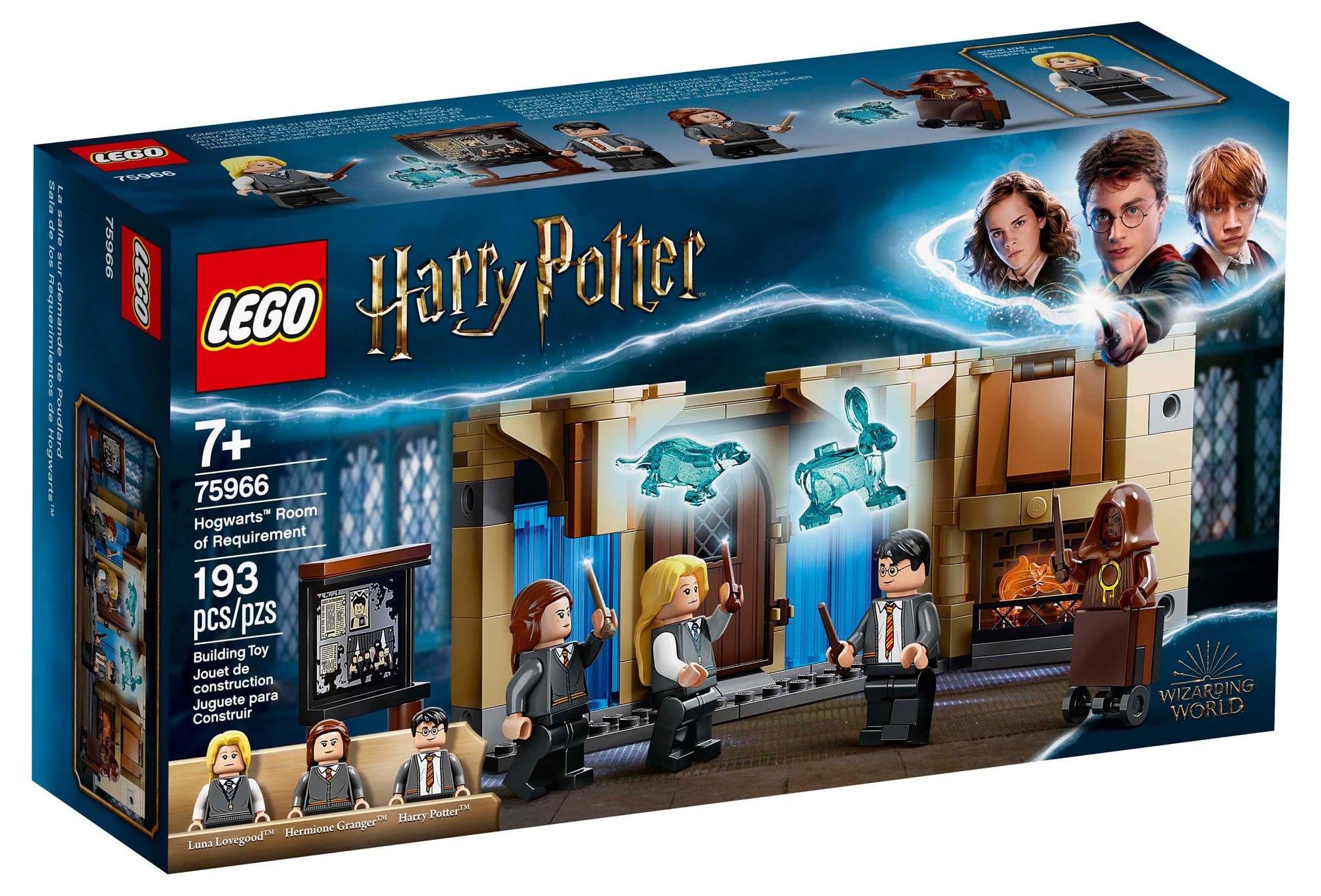 Neue Lego Harry Potter Sets Bei Toypro Erhaltlich Toypro Com